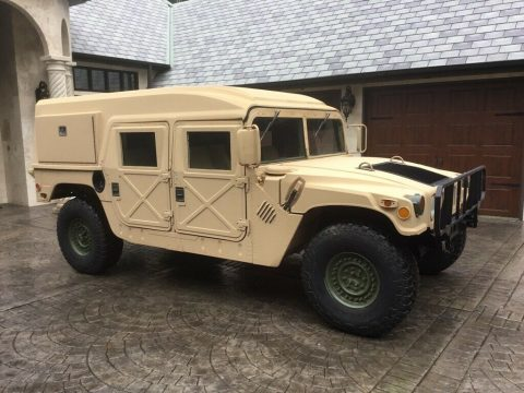 super clean 1987 AM General Humvee offroad for sale