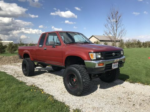 very nice 1994 Toyota Hilux Pickup offroad for sale