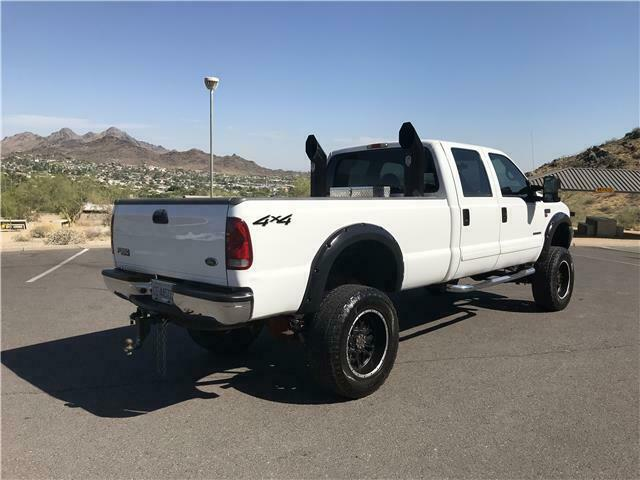fully reconditioned 2001 Ford F350 Pickup XLT offroad