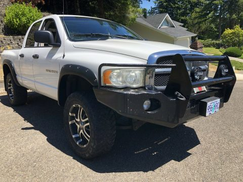 lots of add-ons 2003 Dodge Ram 1500 SLT offroad for sale