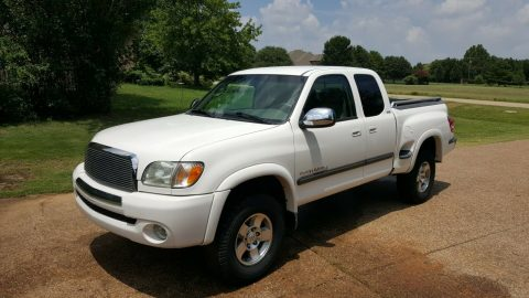 well serviced 2003 Toyota Tundra SR5 offroad for sale