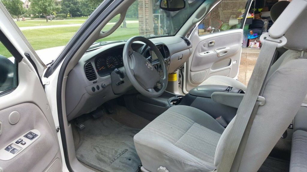 well serviced 2003 Toyota Tundra SR5 offroad