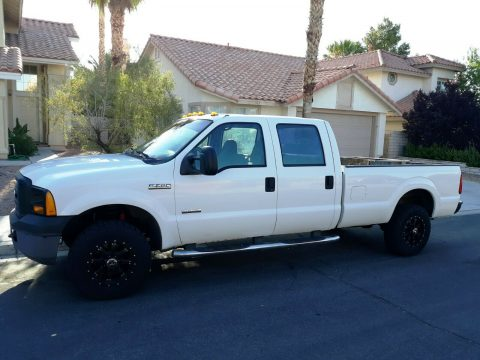 excellent running 2006 Ford F 250 XL offroad for sale