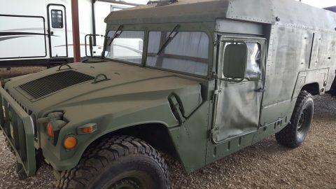 restored 1989 AM General Hummer offroad for sale