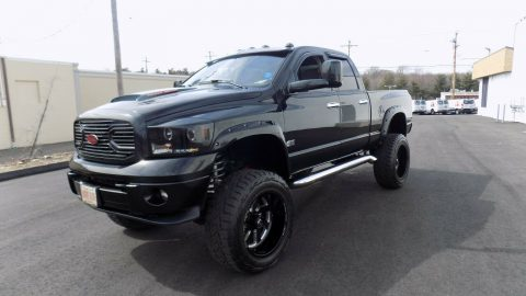 upgraded 2007 Dodge Ram 2500 pickup offroad for sale