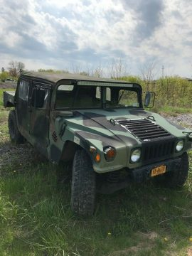 Upgraded differentials 1989 AM General M998 Humvee offroad for sale