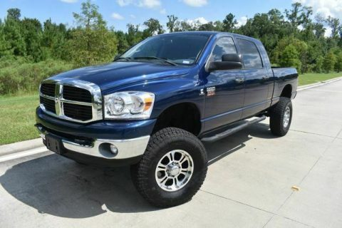 very nice 2008 Dodge Ram 2500 SLT offroad for sale