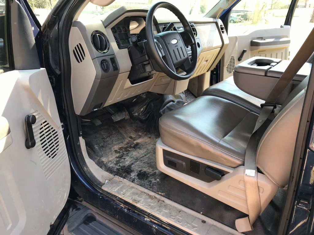 absolutely no issues 2008 Ford F 350 Xl pickup offroad