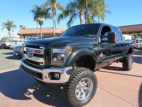 custom lift 2012 Ford F-250 LARIAT offroad for sale