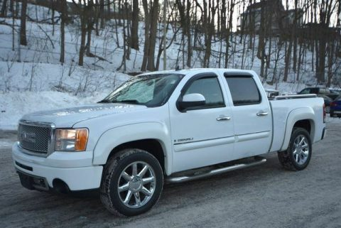 fully loaded 2008 GMC Sierra 2500 offroad for sale