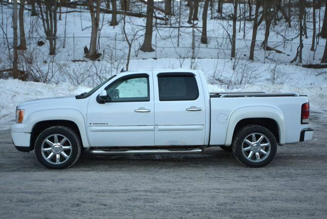 fully loaded 2008 GMC Sierra 2500 offroad