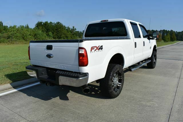 great shape 2012 Ford F 250 XLT offroad
