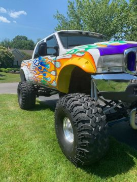 lifted 1999 Ford F 250 offroad for sale