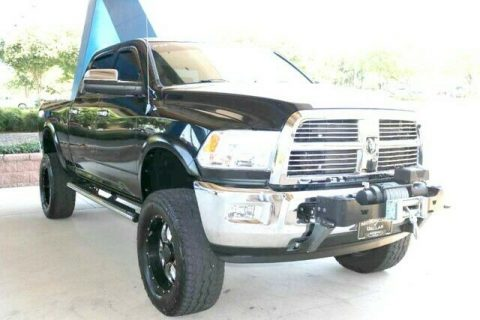 lifted 2010 Dodge Ram 2500 Laramie offroad for sale