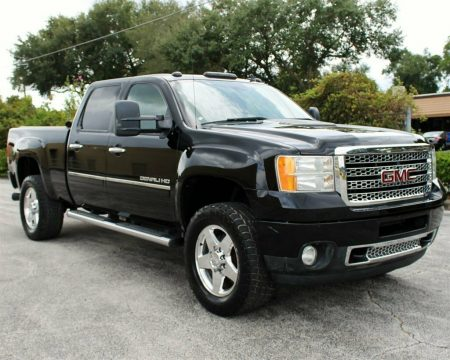 loaded 2011 GMC Sierra 2500 Denali offroad for sale