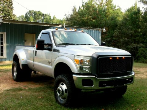 strong running 2011 Ford F 350 Super Duty offroad for sale