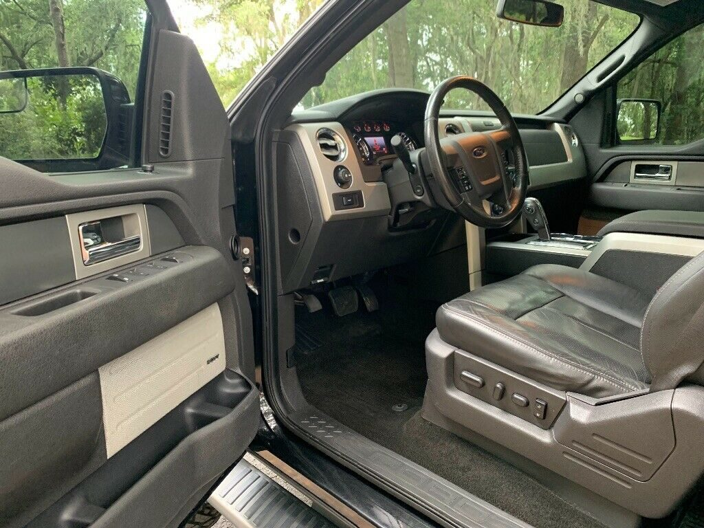 upgraded  2013 Ford F 150 FX4 offroad