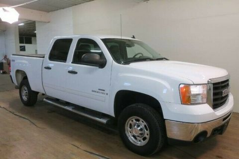 very nice 2008 GMC Sierra 2500 SLE2 offroad for sale