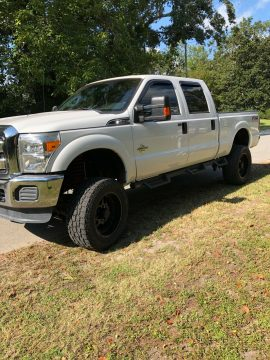 great running 2014 Ford F 250 Xlt offroad for sale