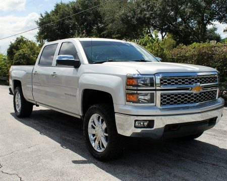 great shape 2014 Chevrolet Silverado 1500 LT Z71 offroad for sale