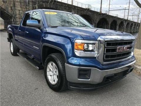 just serviced 2015 GMC Sierra 1500 SLE offroad for sale