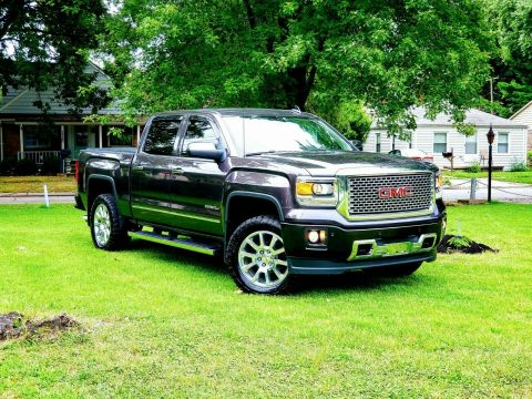 loaded 2015 GMC Sierra 1500 Denali offroad for sale