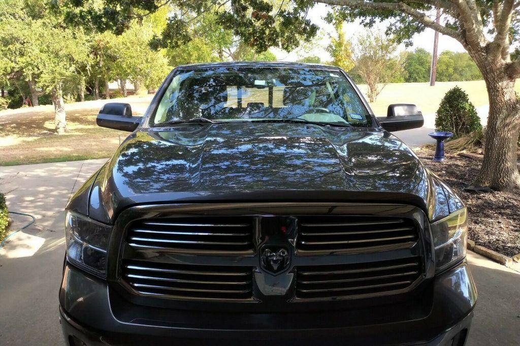 luxury package 2015 Ram 1500 Ram 1500 offroad
