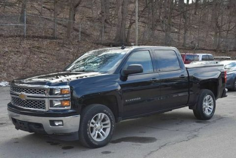 well equipped 2014 Chevrolet Silverado 1500 LT offroad for sale