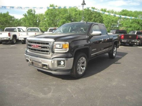 well equipped 2014 GMC Sierra 1500 SLT offroad for sale