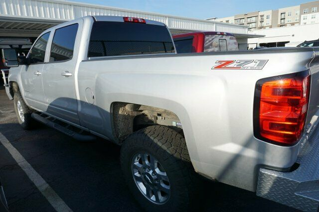well equipped 2015 Chevrolet Silverado 2500 LT offroad