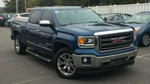 well equipped 2015 GMC Sierra 1500 SLT offroad for sale