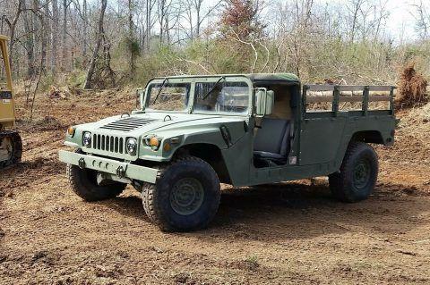excellent shape 1987 AM General Hummer H1 offroad for sale