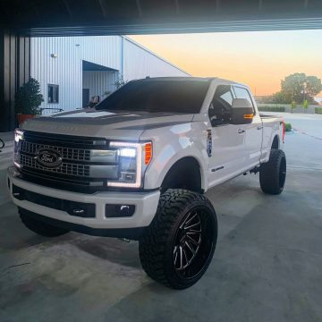 loaded with goodies 2017 Ford F 250 offroad for sale