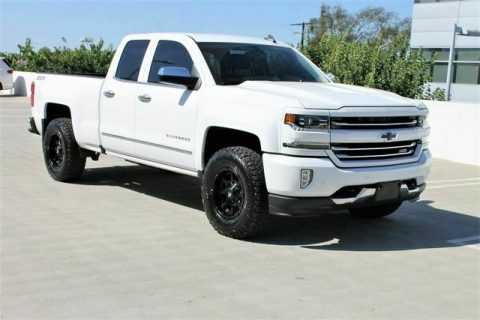 low miles 2016 Chevrolet Z71 LTZ offroad for sale