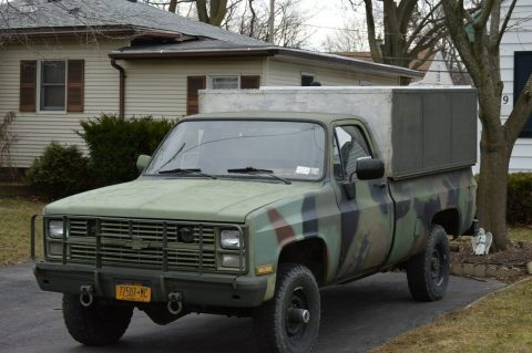 new parts 1985 Chevrolet K30 M1008 offroad for sale