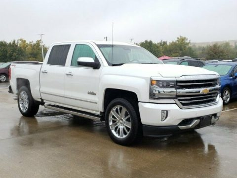 well equipped 2016 Chevrolet Silverado 1500 High Country offroad for sale
