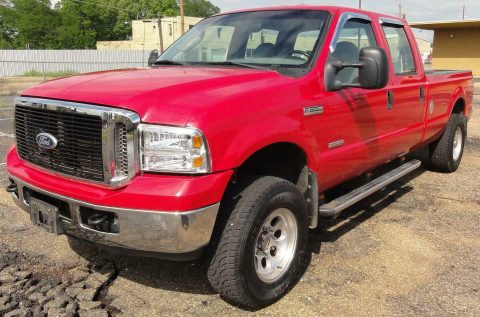 clean 2006 Ford F 250 XL/XLT Powerstroke offroad for sale