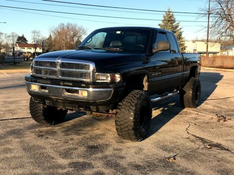 great shape 2001 Dodge Ram 1500 SLT offroad for sale