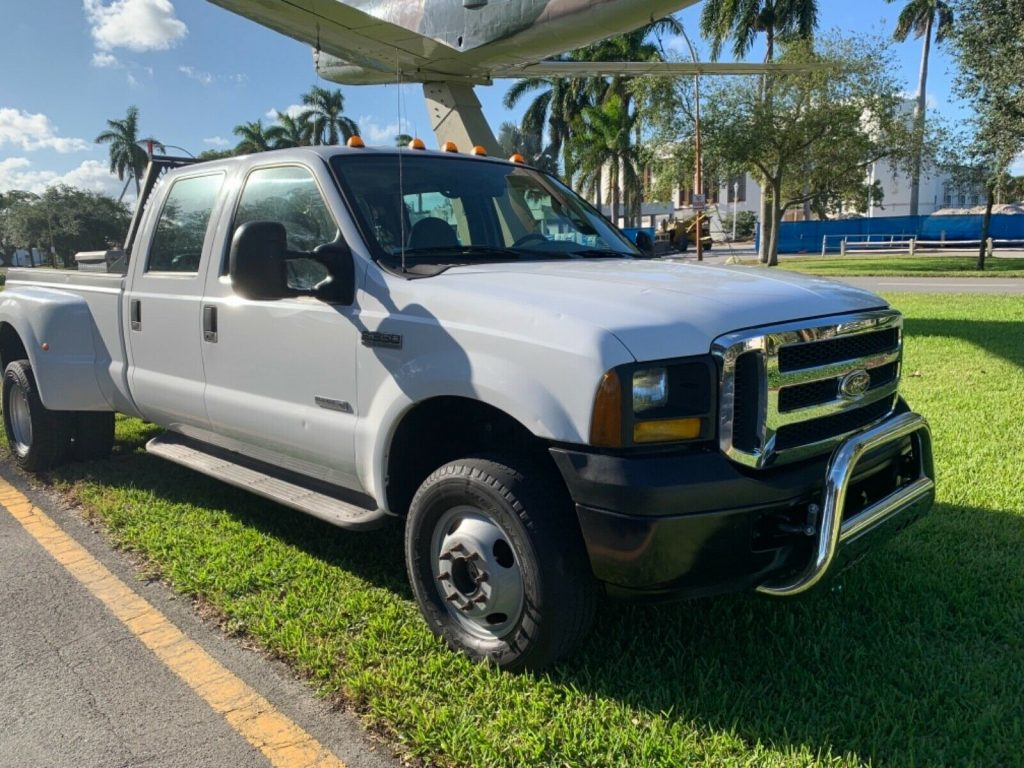 lift gate 2005 Ford F 350 LARIAT offroad
