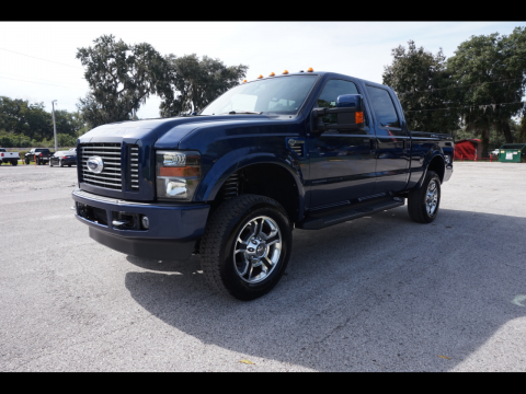 low miles 2009 Ford F 250 Harley Davidson Super DUTY offroad for sale