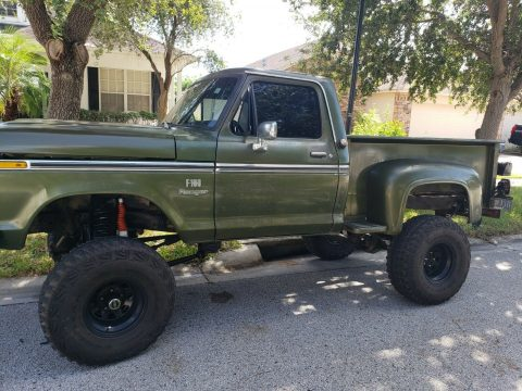 new parts 1976 Ford F 100 Ranger offroad for sale