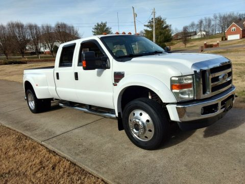 well equipped 2008 Ford F 450 Lariat offroad for sale