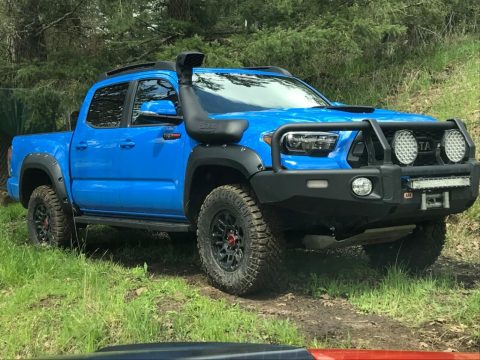 well modified 2019 Toyota Tacoma TRD Pro offroad for sale