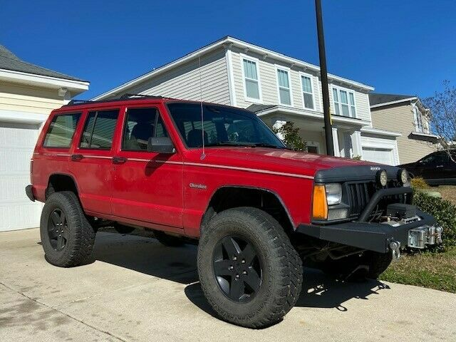 new parts 1996 Jeep Cherokee SE offroad