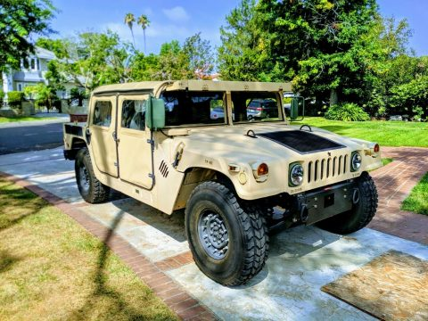 very clean 1985 AM General Hmmwv M998 Humvee H1 offroad for sale