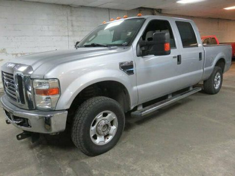 well equipped 2010 Ford F 250 offroad for sale