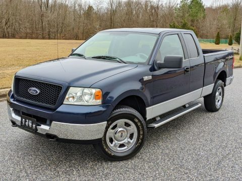 super clean 2005 Ford F 150 offroad for sale