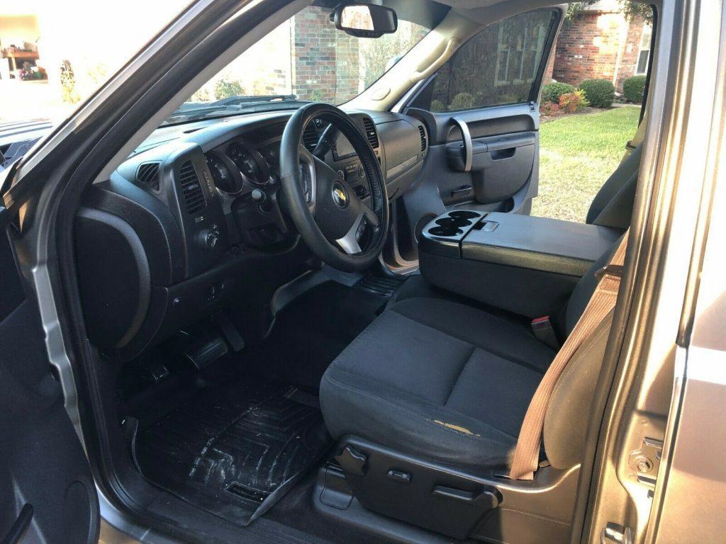 upgraded 2012 Chevrolet Silverado 2500 LS offroad