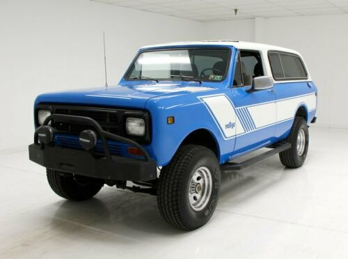 very nice 1980 International Scout offroad