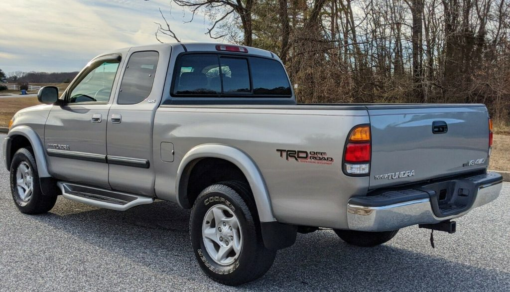 well optioned 2003 Toyota Tundra offroad